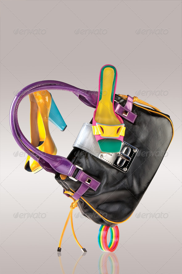 Urban Accessories - Stock Photo - Images