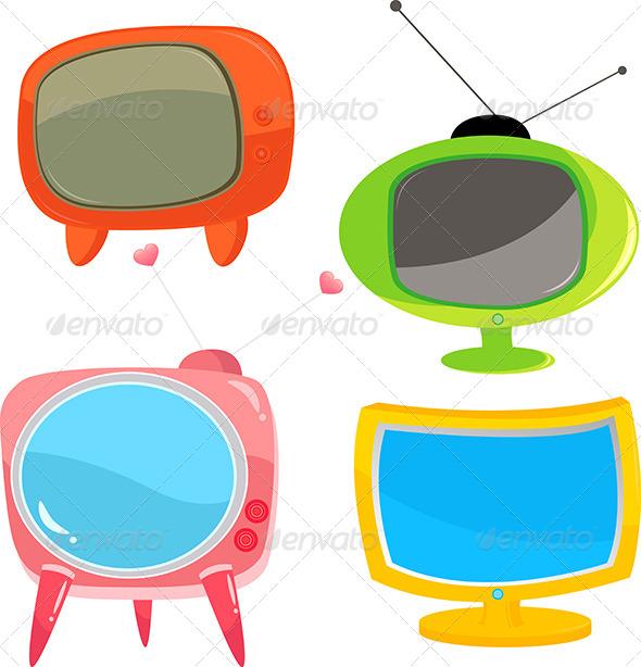 GraphicRiver Television 5615983