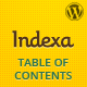 Indexa – Table of Contents for WordPress (Interface Elements) Download