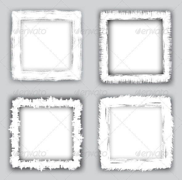GraphicRiver Set of Frames 5616574