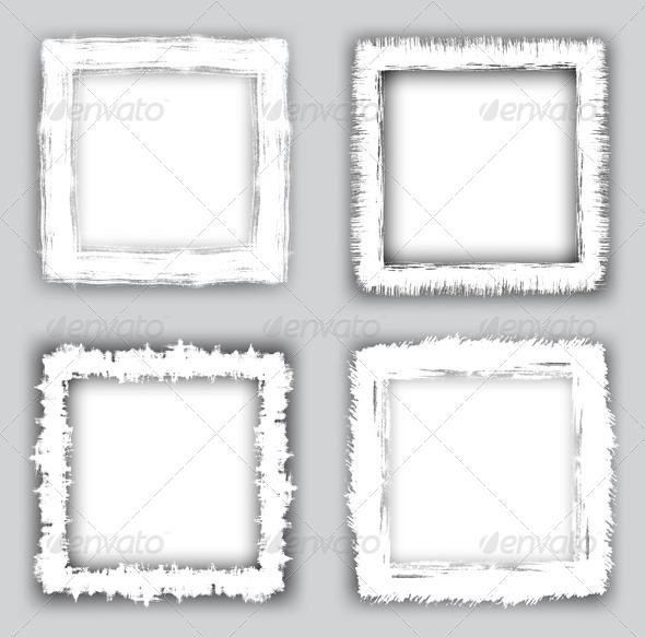 GraphicRiver Set of Frames 5616574