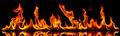 Fire and flames. - PhotoDune Item for Sale