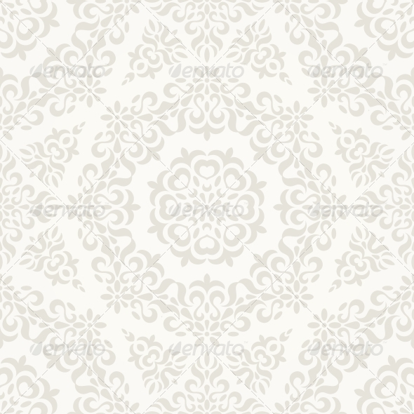 GraphicRiver Seamless Ornate Retro Pattern 5616799