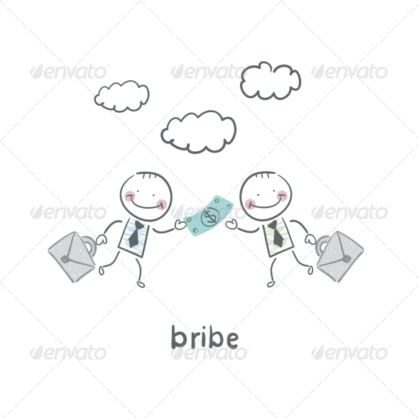 GraphicRiver Bribe 5617698