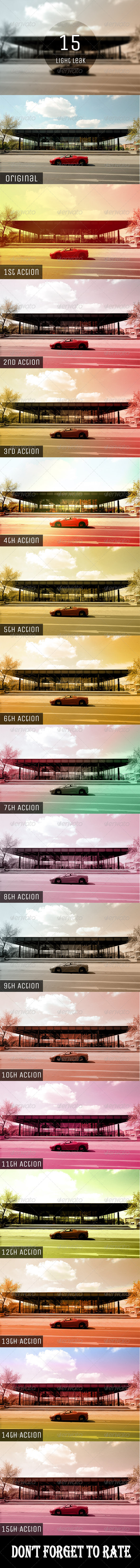 GraphicRiver Light Leak 5618142