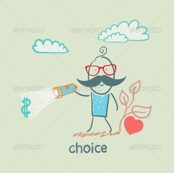 GraphicRiver Choice 5618197