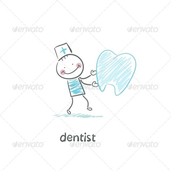 GraphicRiver Dentist 5618305