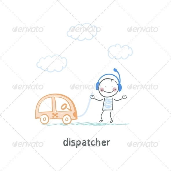 GraphicRiver Dispatcher 5618309
