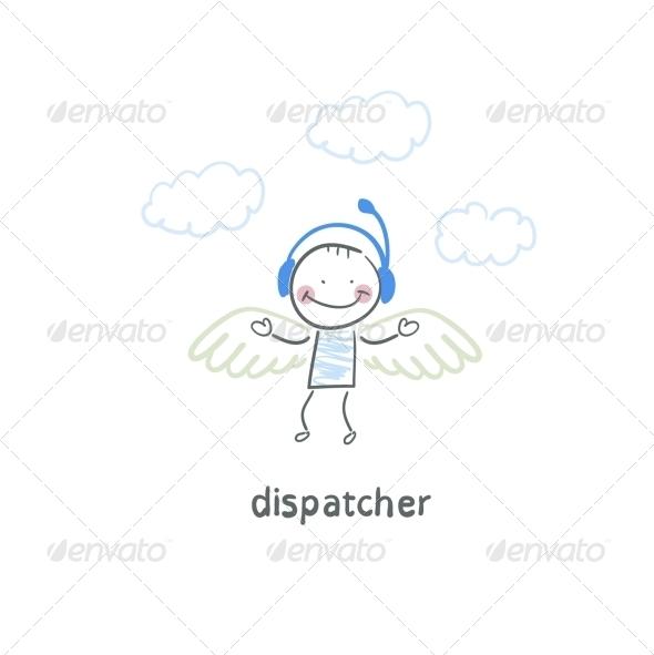 GraphicRiver Dispatcher 5618310
