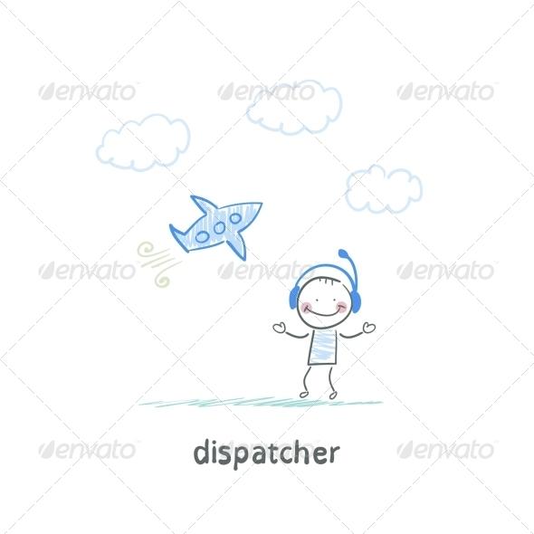 GraphicRiver Dispatcher 5618311