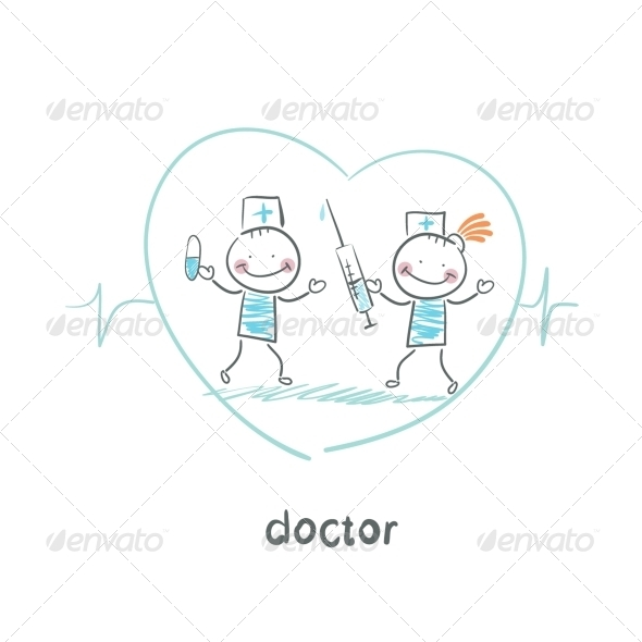 GraphicRiver Doctor 5618344