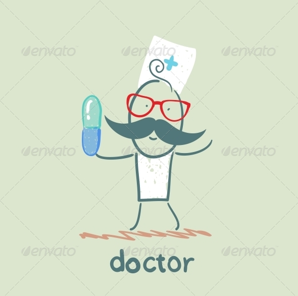 Doctor With a Pill