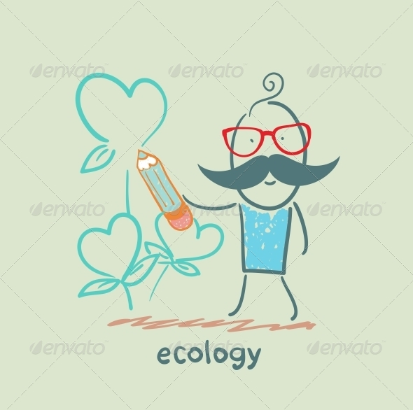 GraphicRiver Ecology 5618418