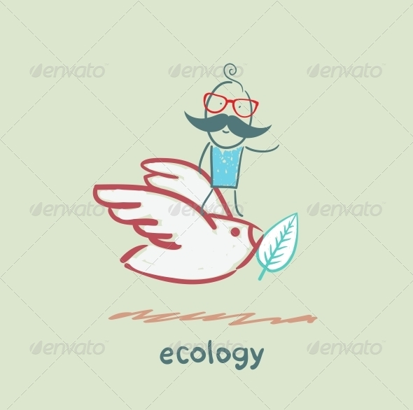 GraphicRiver Ecology 5618430
