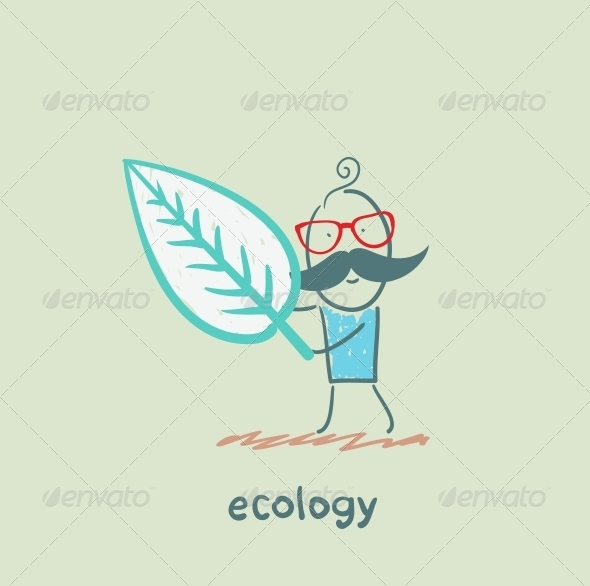 GraphicRiver Ecology 5618435