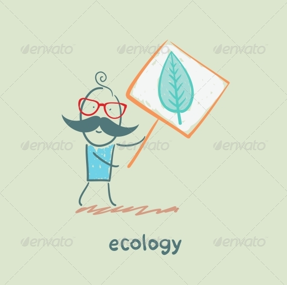 GraphicRiver Ecology 5618449