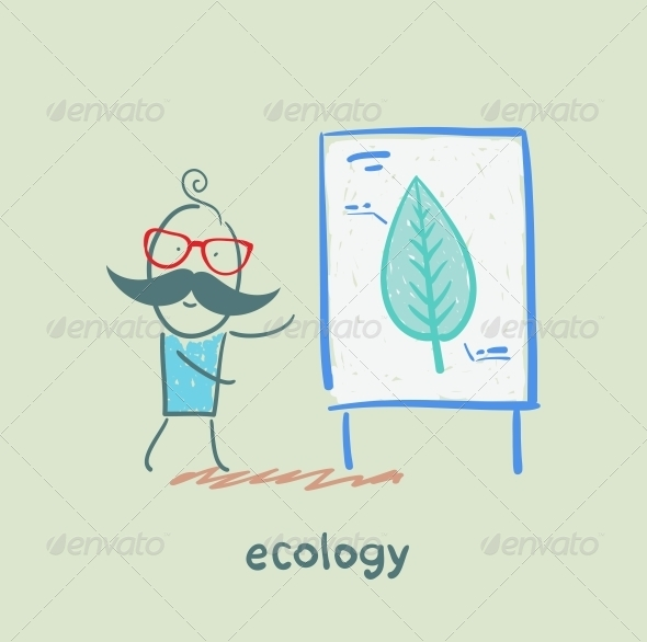 GraphicRiver Ecology 5618450