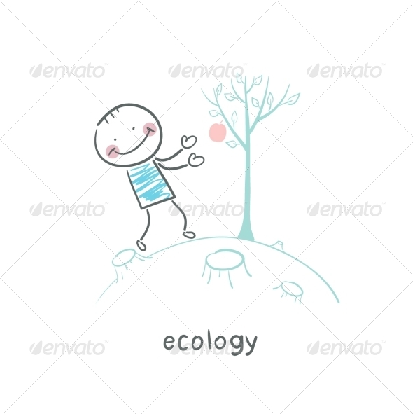 GraphicRiver Ecology 5618452