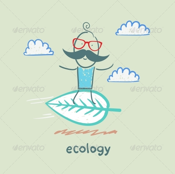 GraphicRiver Ecology 5618471