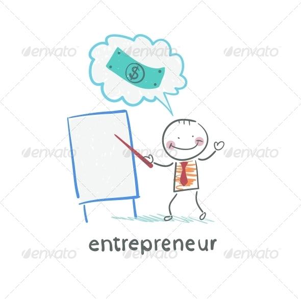 GraphicRiver Entrepreneur a Presentation 5618713