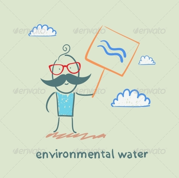 GraphicRiver Environmental Water 5618734
