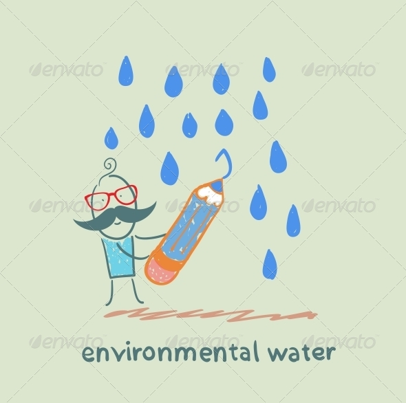 GraphicRiver Environmental Water 5618740