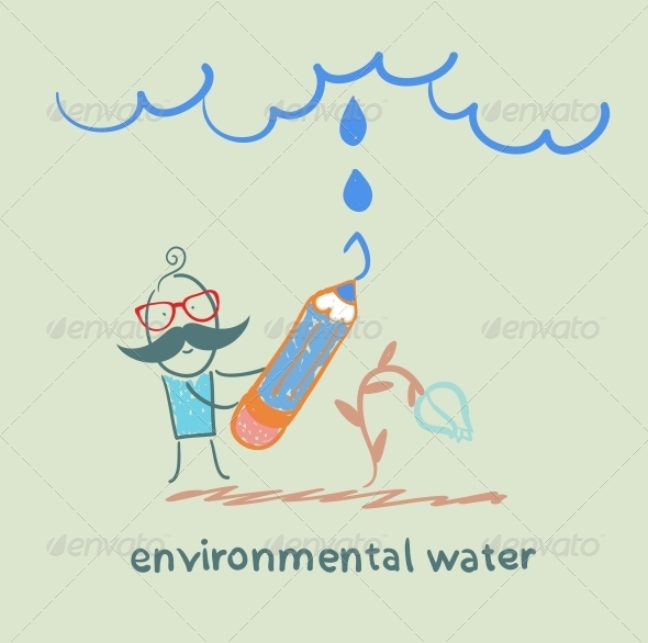 GraphicRiver Environmental Water 5618743