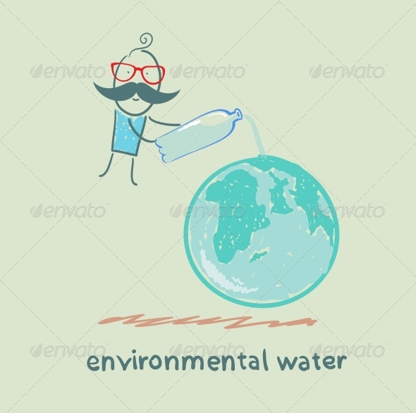 GraphicRiver Environmental Water 5618746