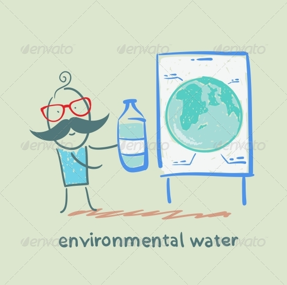 GraphicRiver Environmental Water 5618748