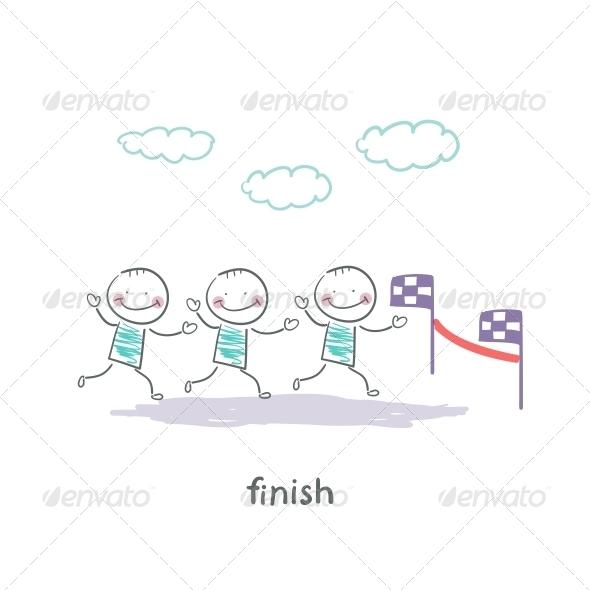 GraphicRiver Finish 5618822