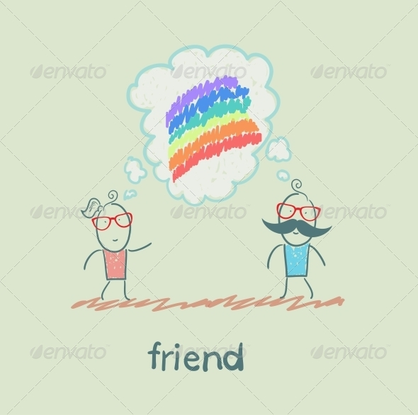 GraphicRiver Friend 5618924