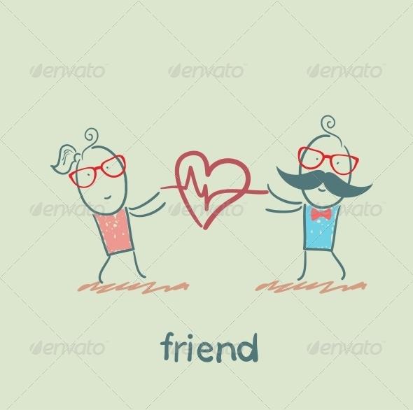 GraphicRiver Friend 5618972