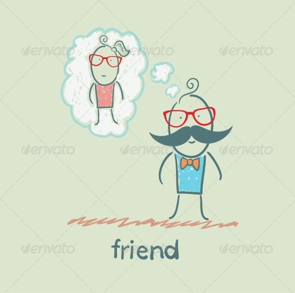 GraphicRiver Friend 5618973