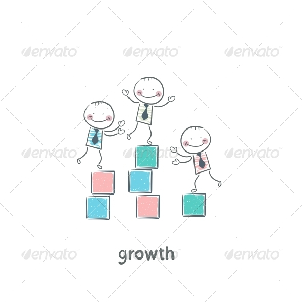 GraphicRiver Growth 5619058