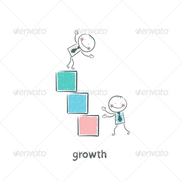 GraphicRiver Growth 5619059