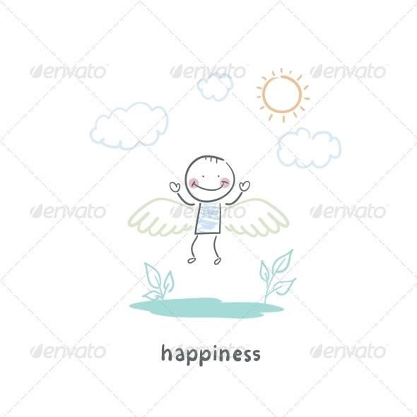 GraphicRiver Happy People 5619095
