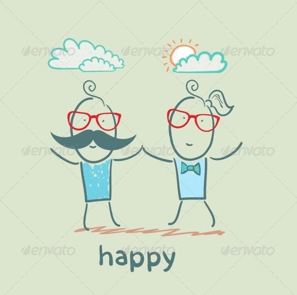 GraphicRiver Happy 5619103