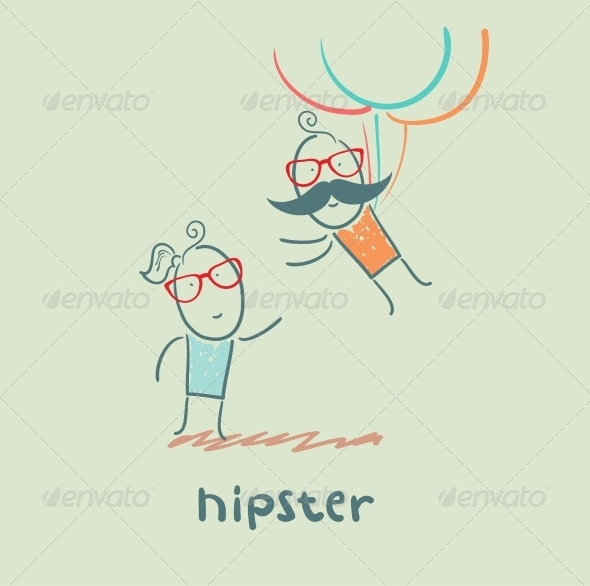GraphicRiver Hipster 5619153