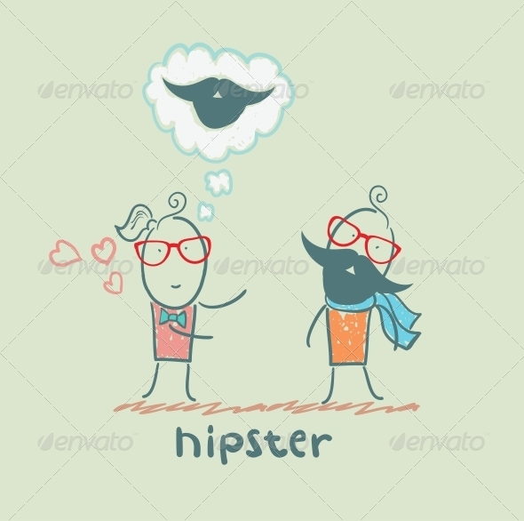 GraphicRiver Hipster 5619172