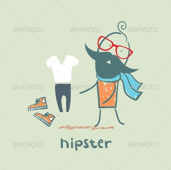 GraphicRiver Hipster 5619174