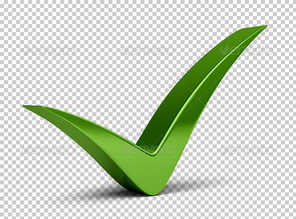 GraphicRiver Check Mark 5619197