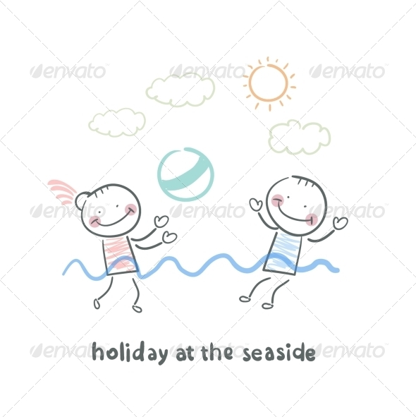 GraphicRiver Weekend of the Sea 5619202