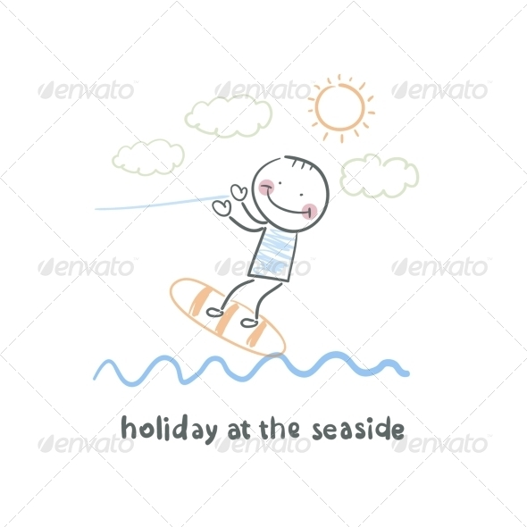 GraphicRiver Weekend of the Sea 5619217
