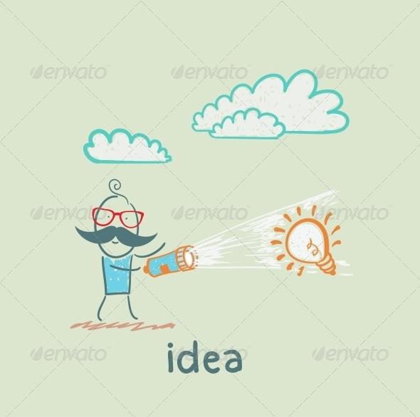 GraphicRiver Idea 5619271