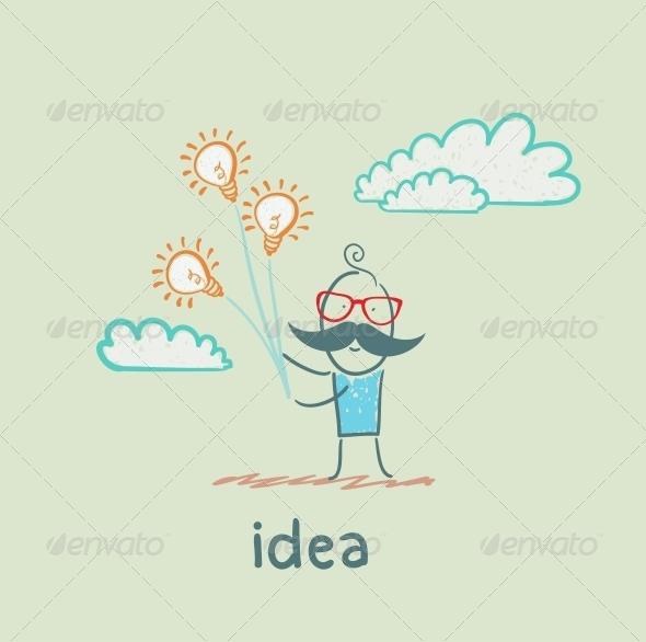 GraphicRiver Idea 5619336