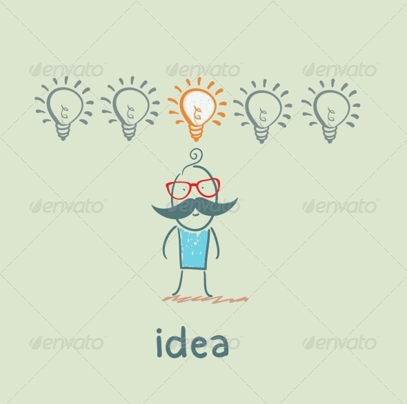 GraphicRiver Idea 5619345