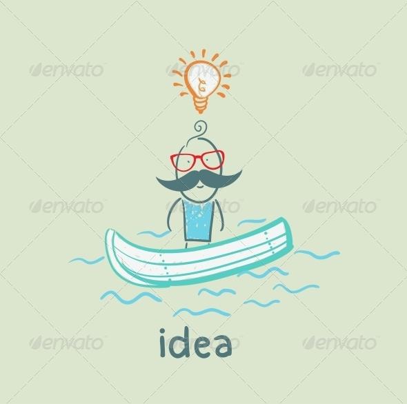 GraphicRiver Idea 5619348