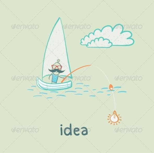GraphicRiver Idea 5619358