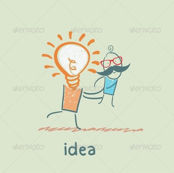 GraphicRiver Idea 5619404