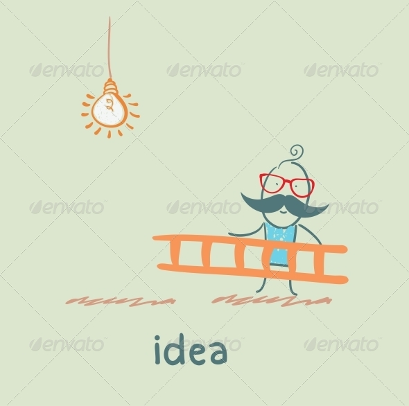 GraphicRiver Idea 5619411